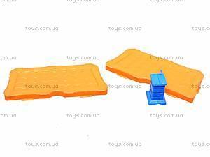 Магнитный конструктор «Домик», AQ-203, игрушки