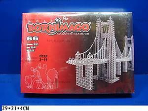 Магнитный конструктор «Подвесной мост», ML-66P