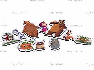 Магнитный театр «День варенья. Маша и Медведь», VT3206-05, фото