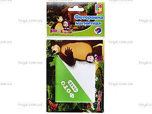 Магнитная рамка «Маша и медведь», VT5203-13, купить