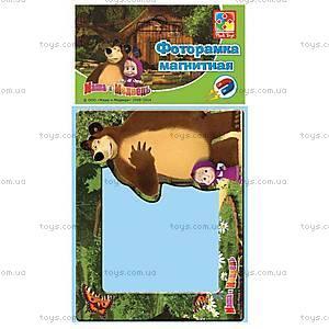 Магнитная рамка «Маша и медведь», VT5203-13