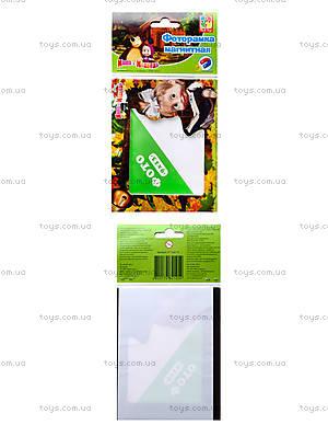 Магнит-рамка для фото «Маша и книжка», VT5203-14, фото