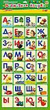 Магнитная азбука для деток, 15133007Р, фото