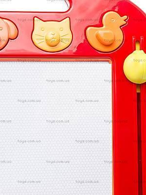 Магнитная доска для рисования «Рафаэль», со штампами, BX1294Z, магазин игрушек