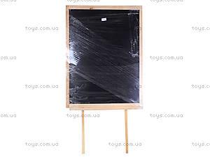 Магнитная доска-мольберт двухсторонняя, ГМ6080110, купить