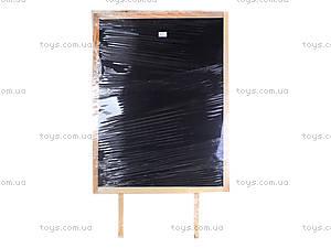 Магнитная двухсторонняя доска-мольберт «Гигант», ГМ4060110, купить