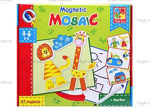 Магнитная мозаика «Человечки», VT3701-02, отзывы