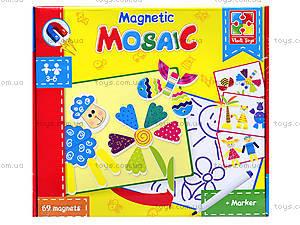 Магнитная мозаика для детей, VT3701-01, игрушки
