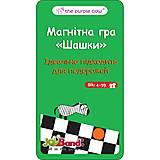 Магнитная мини игра «Шашки», 797, отзывы