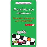 Магнитная мини игра «Шашки», 797, іграшки