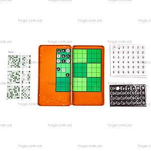 Магнитная мини игра «Судоку», 575, фото