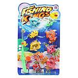 "Магнитная рыбалка ""Fishing Kings"" 9 рыбок, 118-1, опт"