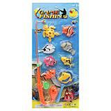 """Магнитная рыбалка """"Game Fishing"""" 10 морских жителей, 666-19, купить игрушку"""