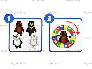 Магнитная игра «Одеть Мишку», RK3203-01, отзывы
