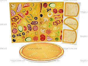 Магнитная игра «Пицца», RK3202-01, купить