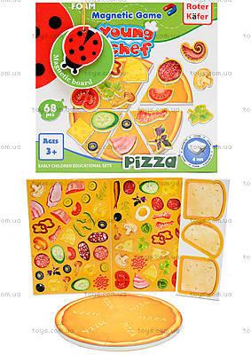 Магнитная игра «Пицца», RK3202-01