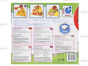 Магнитная игра «Пицца», RK3202-01, цена
