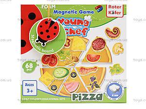 Магнитная игра «Пицца», RK3202-01, игрушки