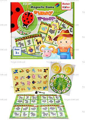 Магнитная игра «Весёлый фермер», RK3203-02