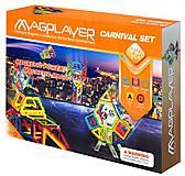 Магнитная игрушка MagPlayer (MPA-72), MPA-72, toys.com.ua