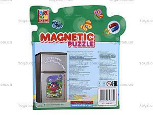 Магнитные детские фигурные пазлы Смешарики, VT1504-28, цена
