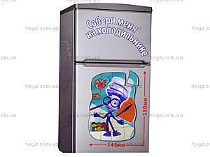 Фигурные магнитные пазлы «Фиксики», VT1504-27, фото