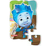 Магнитные пазлы для детей «Фиксики», VT3205-37, фото