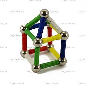 Магнитный конструктор для детей, 60 элементов, MT01301, купить