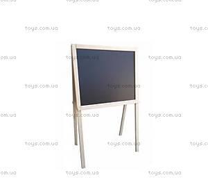 Магнитный мольберт для рисования, 110х66х55, ДУ255м