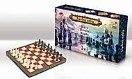 Магнитный набор «3в1», шашки, нарды, шахматы, K1114, игрушка