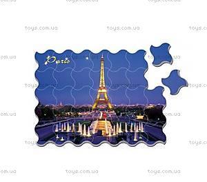 Магнитный пазл «Париж», 35 элементов, VT3203-02
