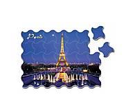 Магнитный пазл «Париж», 35 элементов, VT3203-02, интернет магазин22 игрушки Украина