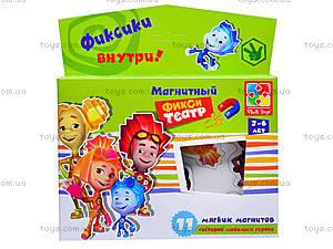 Магнитный театр «Фиксики», VT3206-20, детские игрушки