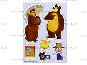 Магнитный театр «Красота страшная сила. Маша и Медведь», VT3206-17, купить