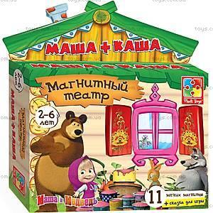 Магнитный театр «Маша и Каша», VT3206-06