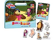 Магнитный театр «Маша и медведь», VT3105-15, магазин игрушек