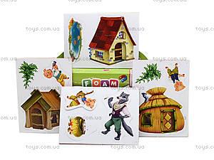 Магнитный театр для детей «Три поросёнка», RK2102-02, отзывы