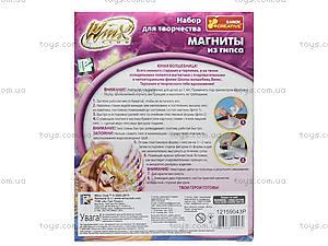 Магниты с героями м/ф «Винкс», 12159043Р, фото