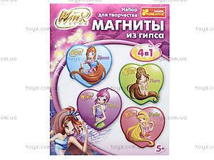 Магниты-сердце из м/ф «Винкс», 12159042Р, фото