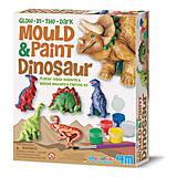 Магниты из гипса «Динозавры», 00-03514