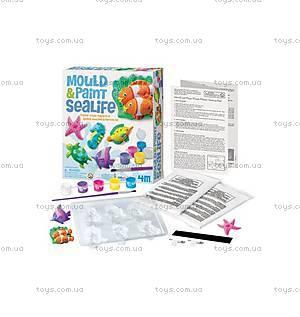 Магниты из гипса «Морской мир», 00-03511, купить