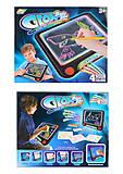 Доска для рисования с 3D-эффектом, YM161, детские игрушки