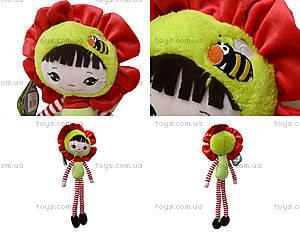 Детская мягкая кукла «Мак», К422А