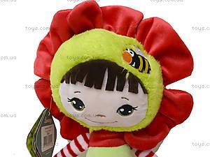 Детская мягкая кукла «Мак», К422А, цена