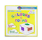 Маленька книжка - кубик «Colours», 03780, фото