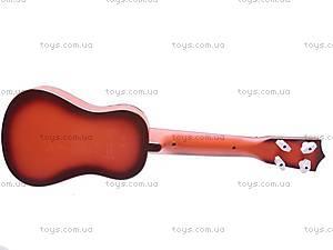 Маленькая игрушечная гитара, 8019A, купить