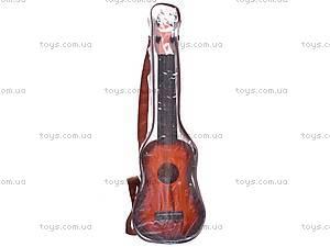 Маленькая игрушечная гитара, 8019A, цена
