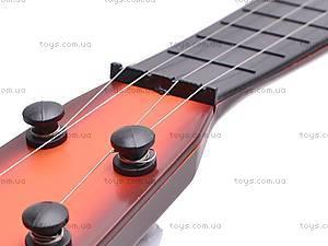 Маленькая игрушечная гитара, 8019A, игрушки