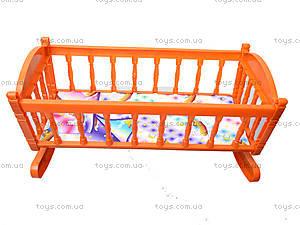 Маленькая кровать для Барби, Cеген, игрушки