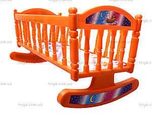 Маленькая кровать для Барби, Cеген, детские игрушки